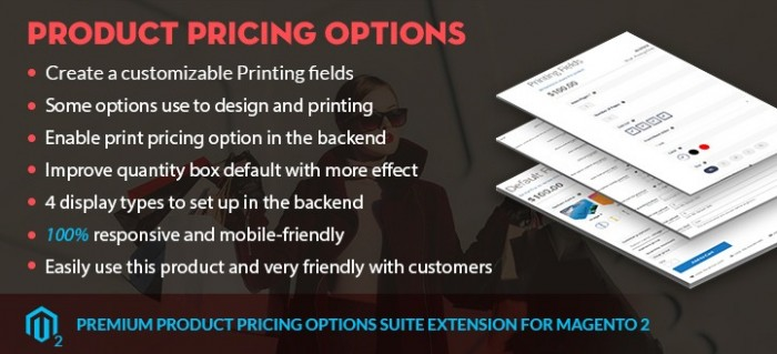Pricing Option for Magento 2