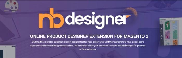 premium online designer for Magento