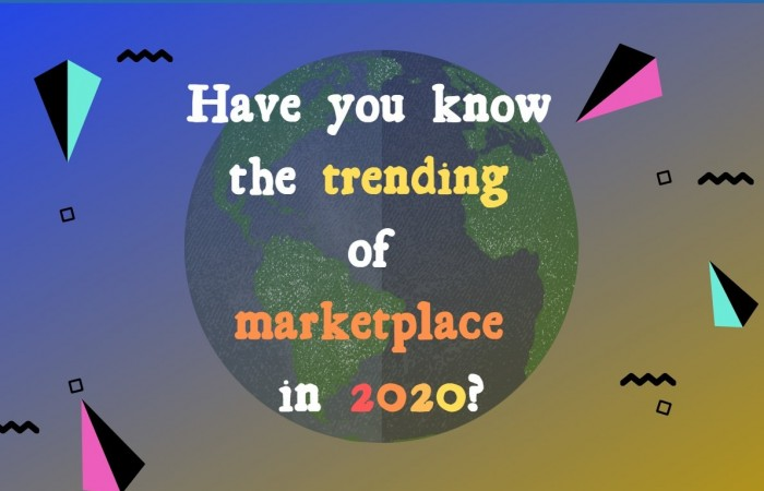 marketplace trend in 2020