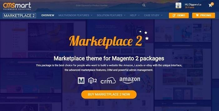 CMSmart marketplace