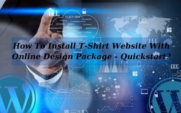 wordpress tshirt solution