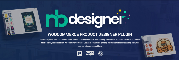 Create online design for product