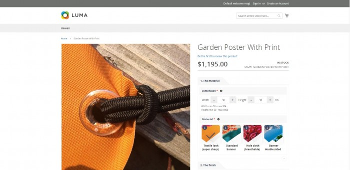 creat a pricing option for magento 2