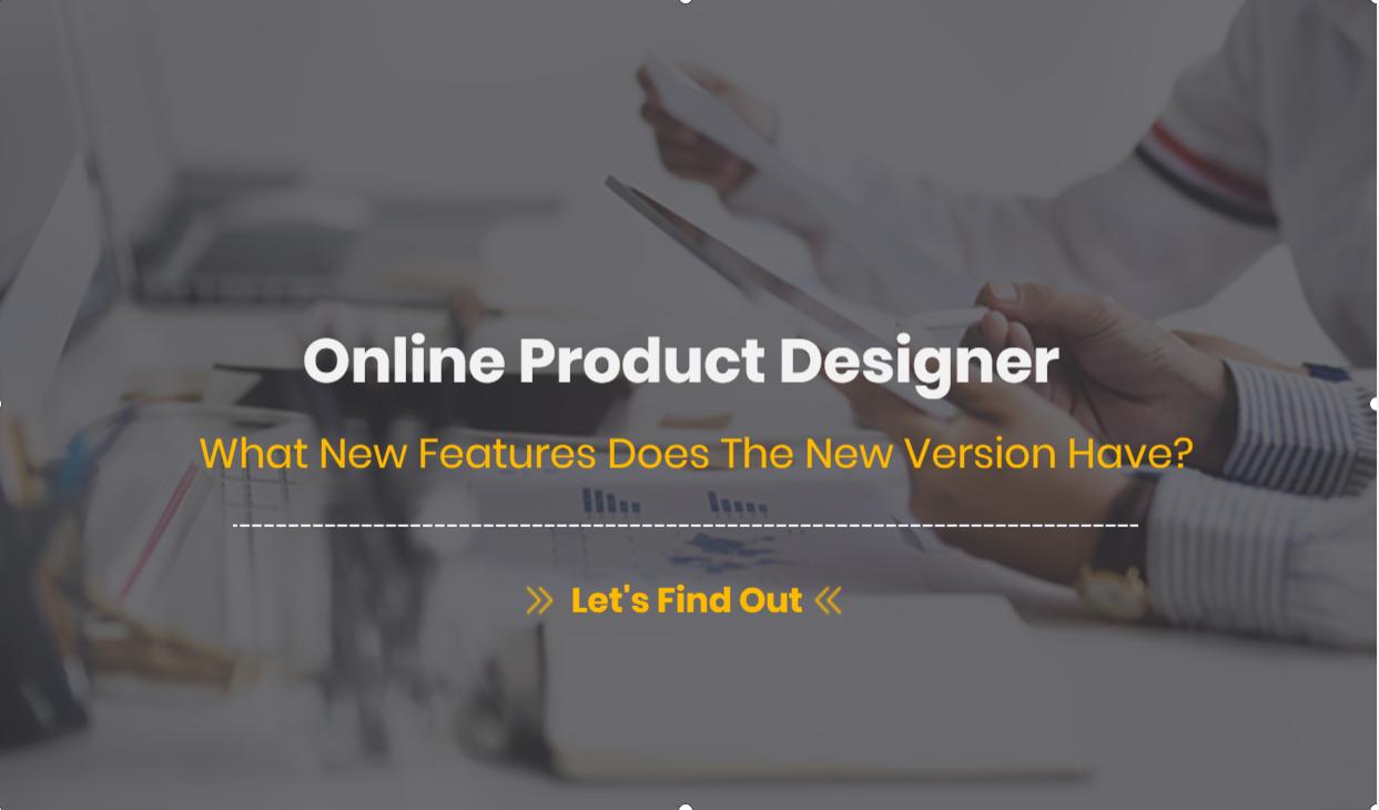 online product designer