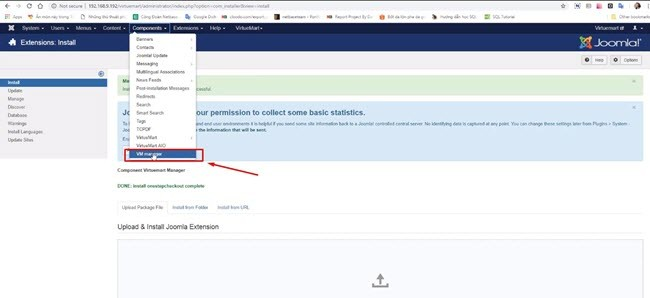 where is One Page Checkout Extension?
