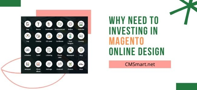 Invested in magento
