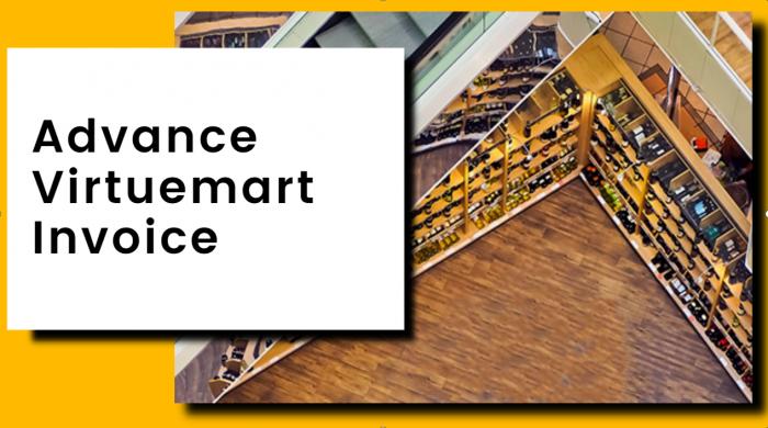 Advance Virtuemart Invoice