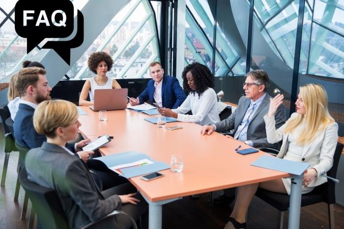 digital marketing service FAQ