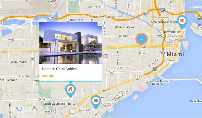 Realtor must haves, Realtor must haves Google Map for real estate website
