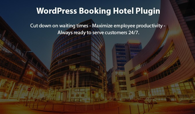 WP Booking Hotel