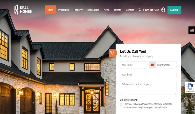 WordPress Real Estate Themes, Real Homes - The most powerful Real Estate WordPress Theme