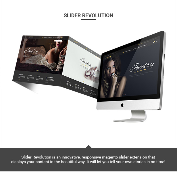 elegance - magento responsive template
