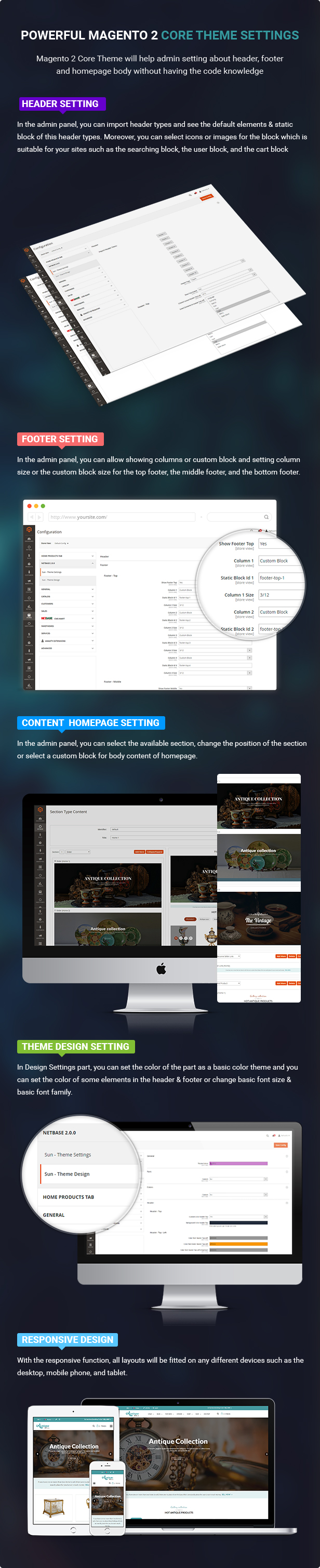 Mag2Antique - Magento 2 Theme for Antique Store Marketplace - 5