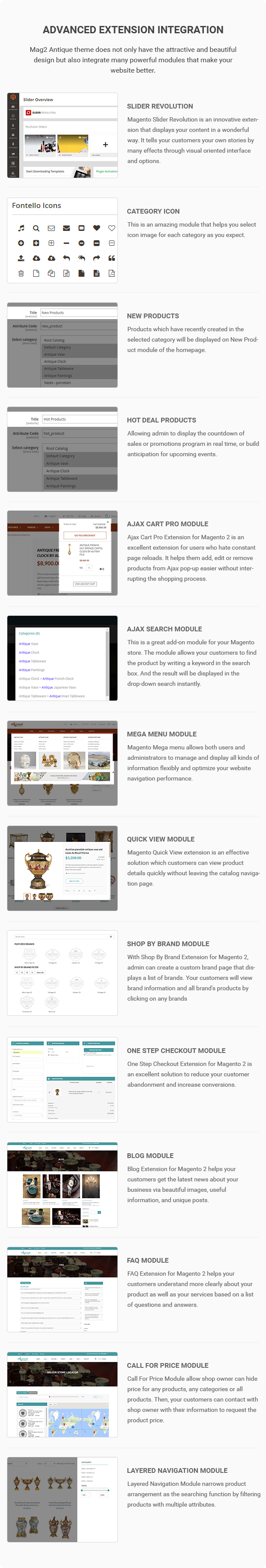 Mag2Antique - Magento 2 Theme for Antique Store Marketplace - 7