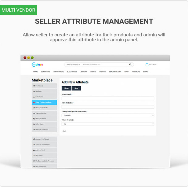 Mag2 Marketplace - Magento 2 Theme Support Multiple Stores - 20