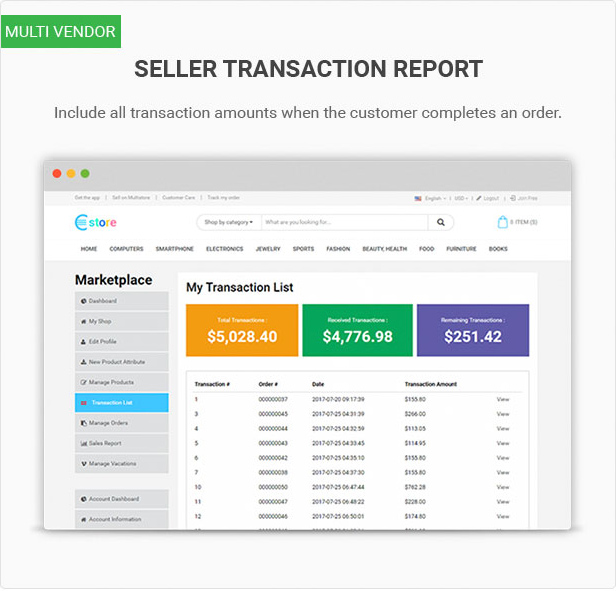 Mag2 Marketplace - Magento 2 Theme Support Multiple Stores - 24