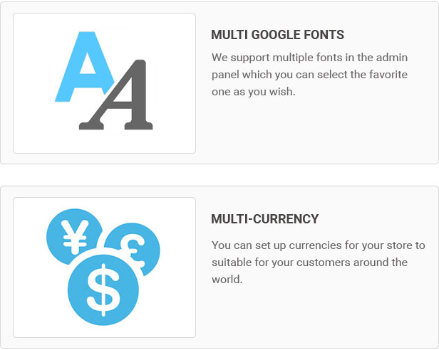 Mag2 Marketplace - Magento 2 Theme Support Multiple Stores - 32