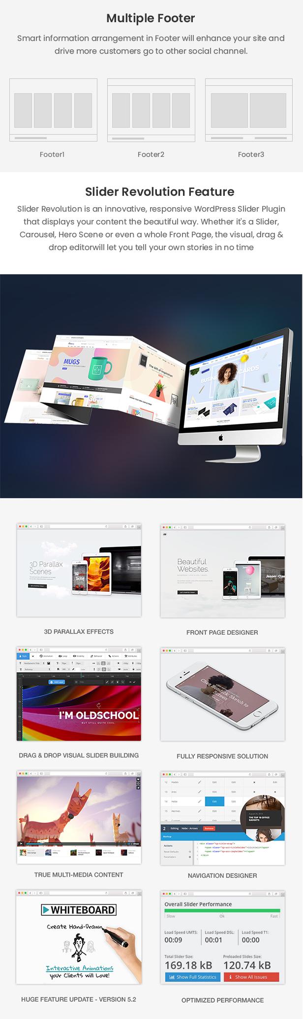 Printshop - Responsive Magento Printing Theme - 11