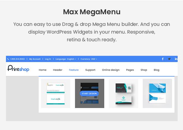 Printshop - Responsive Magento Printing Theme - 19