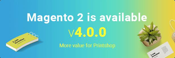 Printshop - Responsive Magento Printing Theme - 1