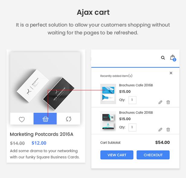 Printshop - Responsive Magento Printing Theme - 32