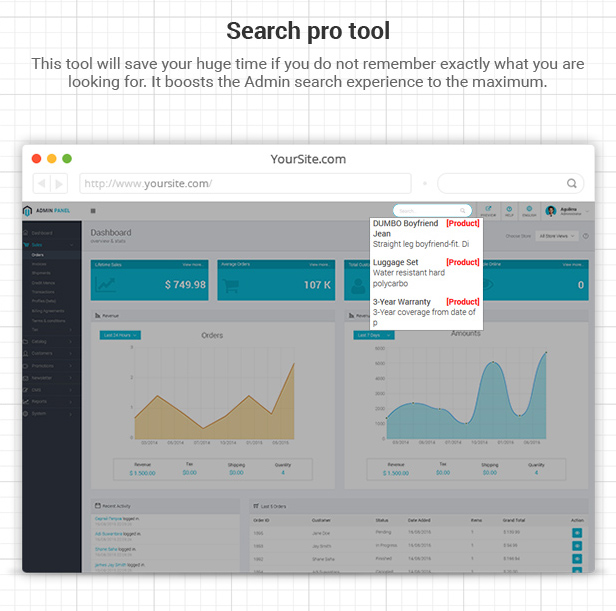 Search pro tool