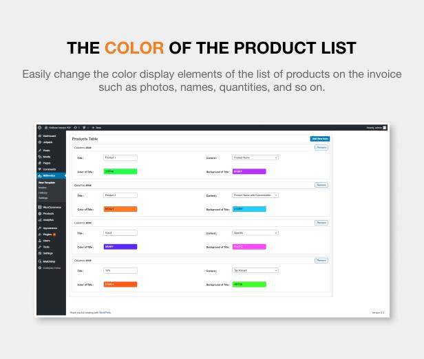 WooCommerce PDF Invoices Pro - 16