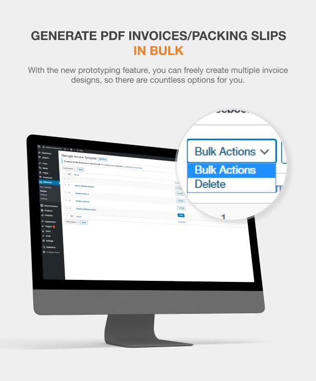 WooCommerce PDF Invoices Pro - 10