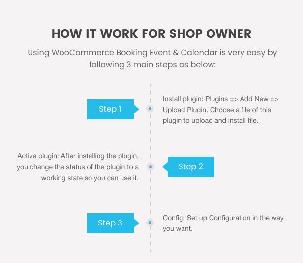 WooCommerce Booking Hours & Calendar - 6