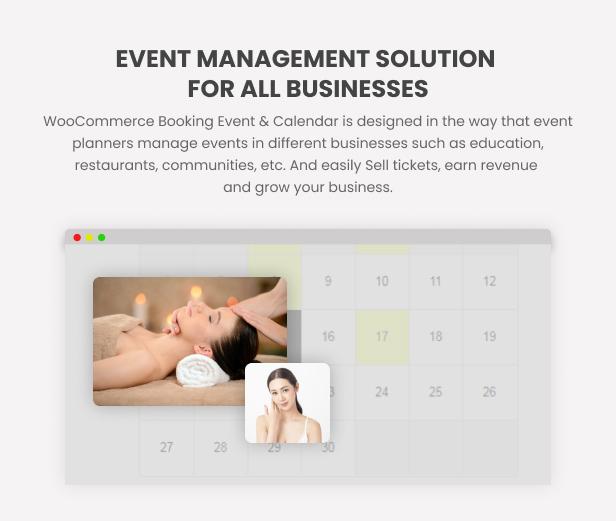WooCommerce Booking Hours & Calendar - 16