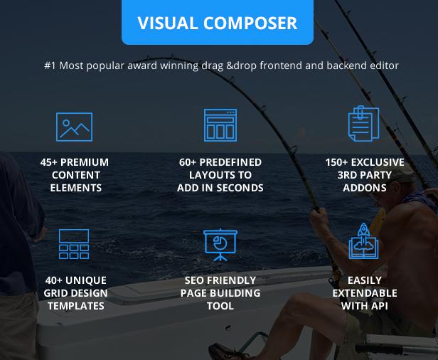 Fishing - WordPress Theme For Fishing Store - 17