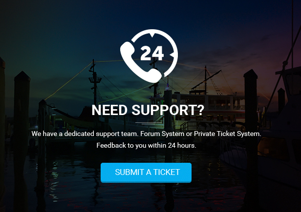 Fishing Store For WordPress Theme - 28