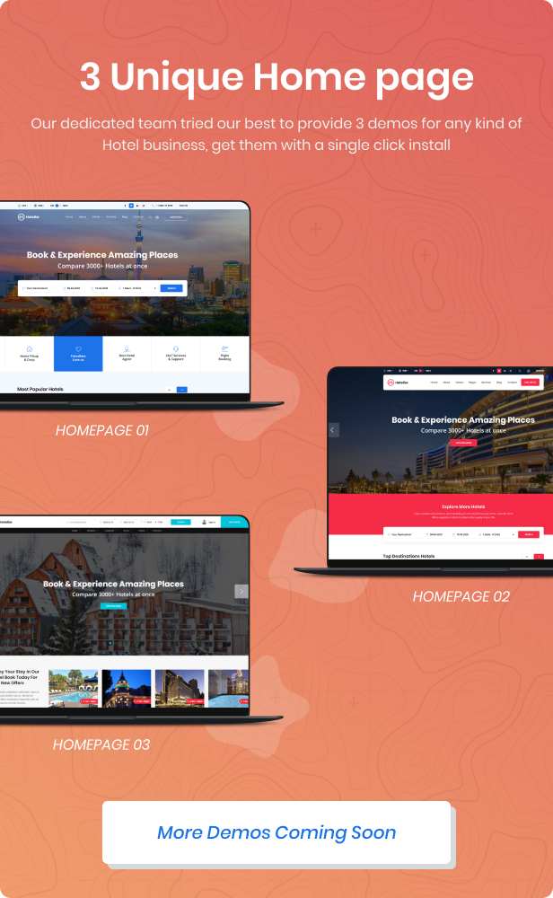 Hotelier - WordPress Hotel Booking Theme - 7