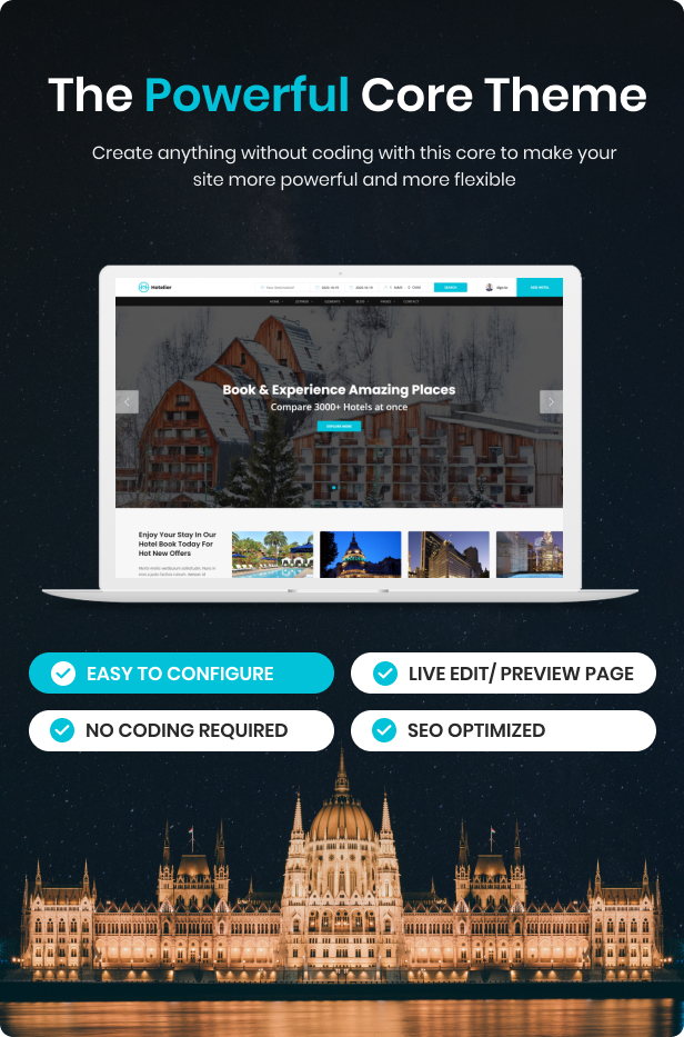 Hotelier - WordPress Hotel Booking Theme - 11