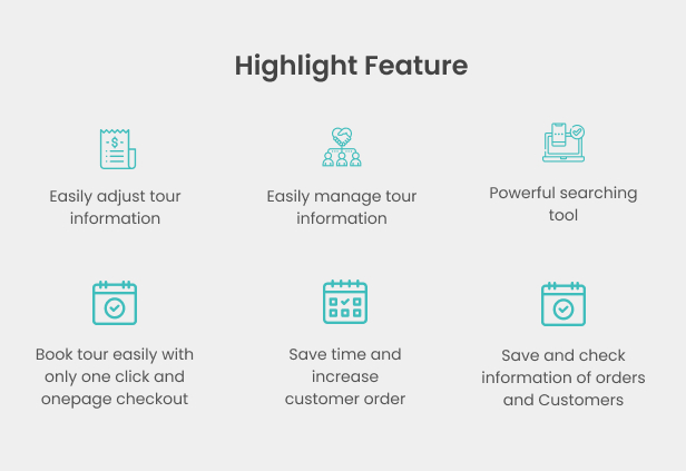 WordPress Tour Operator Pro - 3