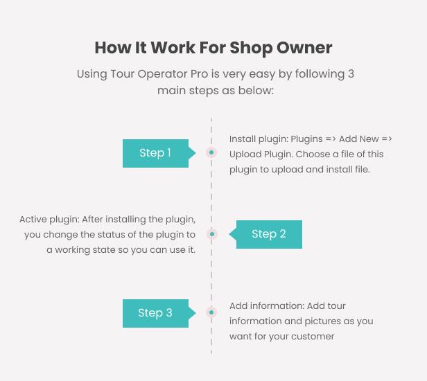 WordPress Tour Operator Pro - 6
