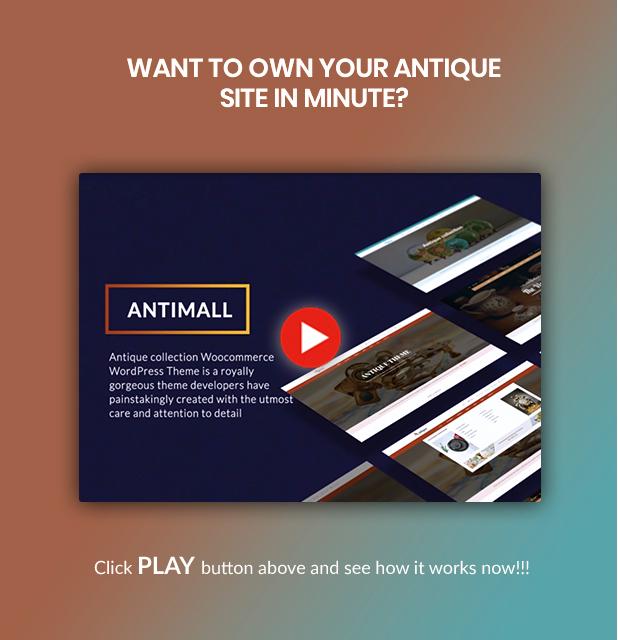 AntiqueMall - Antique Store Marketplace WordPress Theme - 8