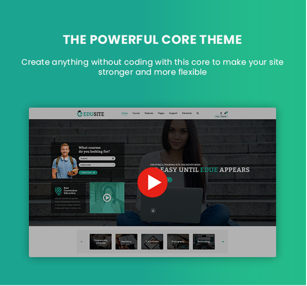Udetor - LMS Education WordPress Theme - 11