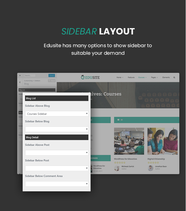 Udetor - LMS Education WordPress Theme - 25