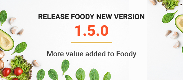 Foody - WordPress Restaurant Reservation & Food Store Website Theme - 5