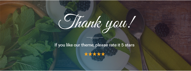 Foody - WordPress Restaurant Reservation & Food Store Website Theme - 35