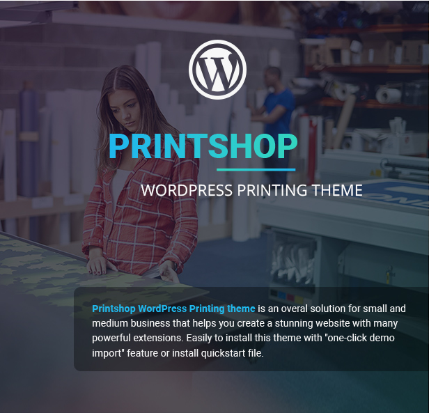 Printshop - WordPress Responsive Printing Theme - 5