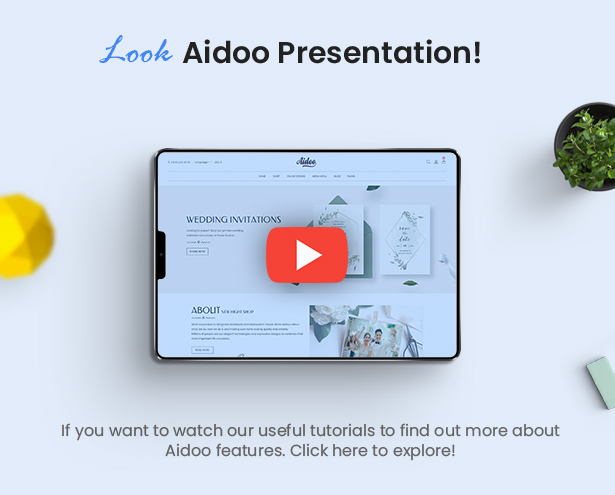 Aidoo - Wedding Cart WooCommerce Theme - 10