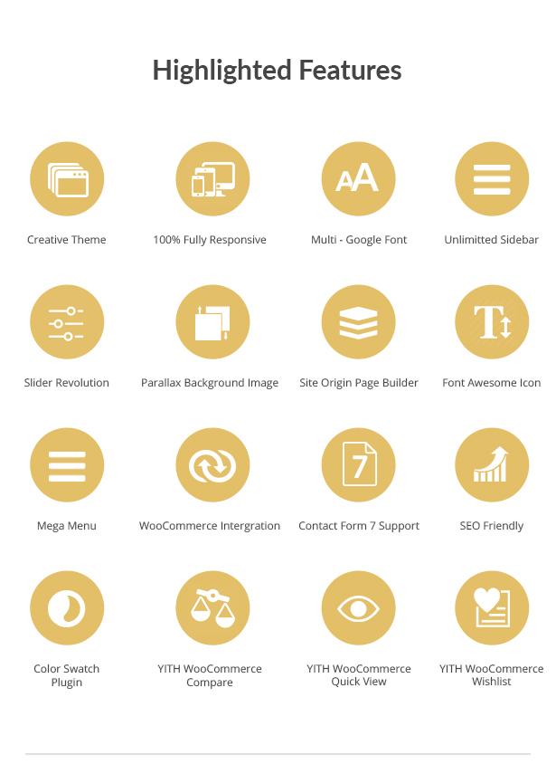 Elegance - Jewelry Responsive WordPress Woocommerce Theme - 7