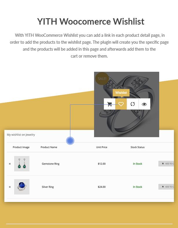 Elegance - Jewelry Responsive WordPress Woocommerce Theme - 25
