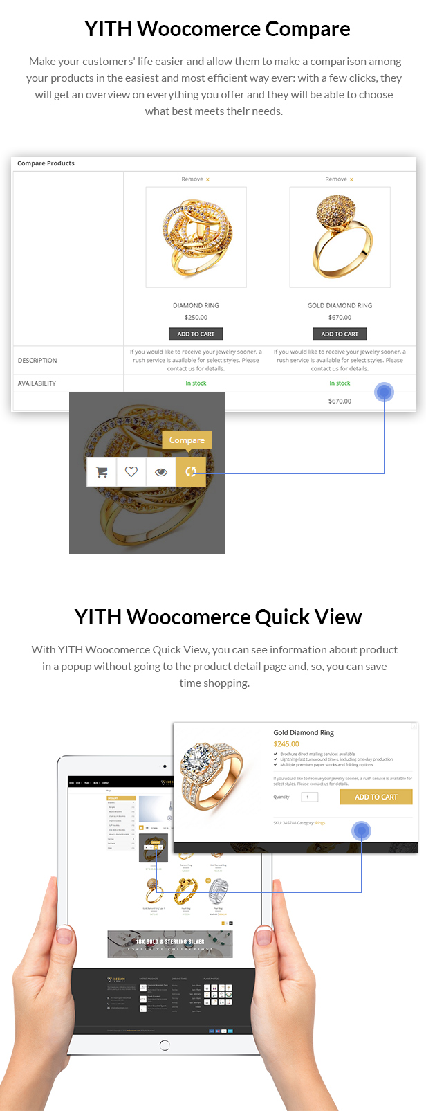 Jewelry Responsive WordPress Woocommerce Theme