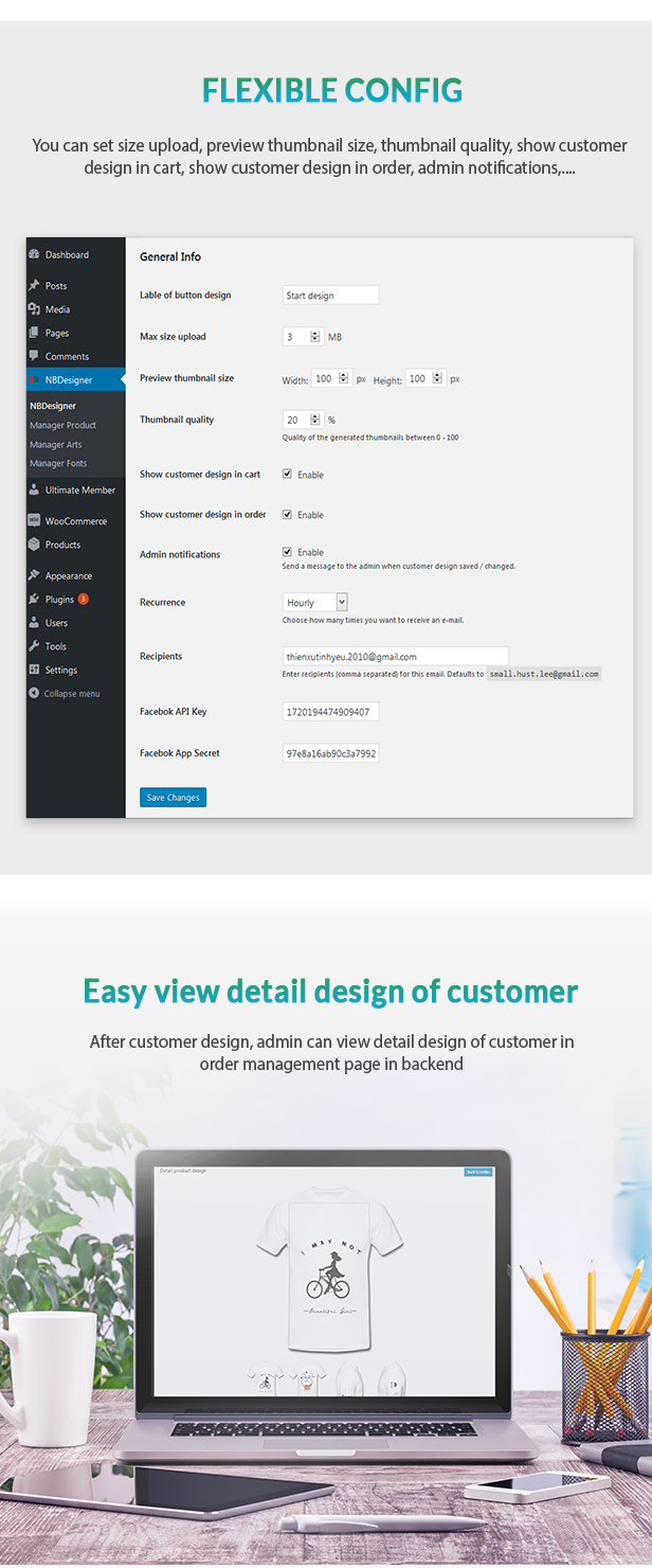 Gmail theme not displaying