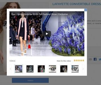 screenshots M2 VIDEO | Magento Product Video Extension Development
