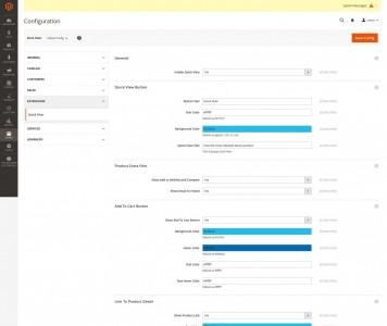 screenshots M2 VIEW | Magento 2 Quick view extension