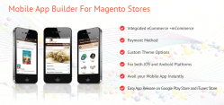 Mobile App Builder for Magento Stores